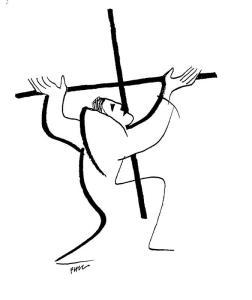 23 kruis opnemen
