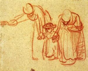 Rembrandt.fallhut