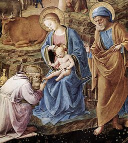 Adoration_of_the_Magi_tondo_by_Fra_Angelico_and_Lippi,_detail