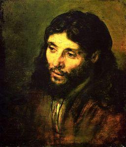 Rembrandt, Christ