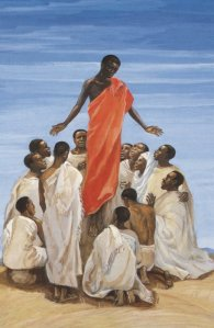 JESUS MAFA. The Ascension, from Art in the Christian Tradition, a project of the Vanderbilt Divinity Library, Nashville, TN. http://diglib.library.vanderbilt.edu/act-imagelink.pl?RC=48398 [retrieved May 17, 2015].