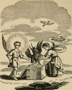 Emblems, divine and moral : The school of the heart; and Hieroglyphics of the life of man, 1866 By Internet Archive Book Images [No restrictions], via Wikimedia Commons